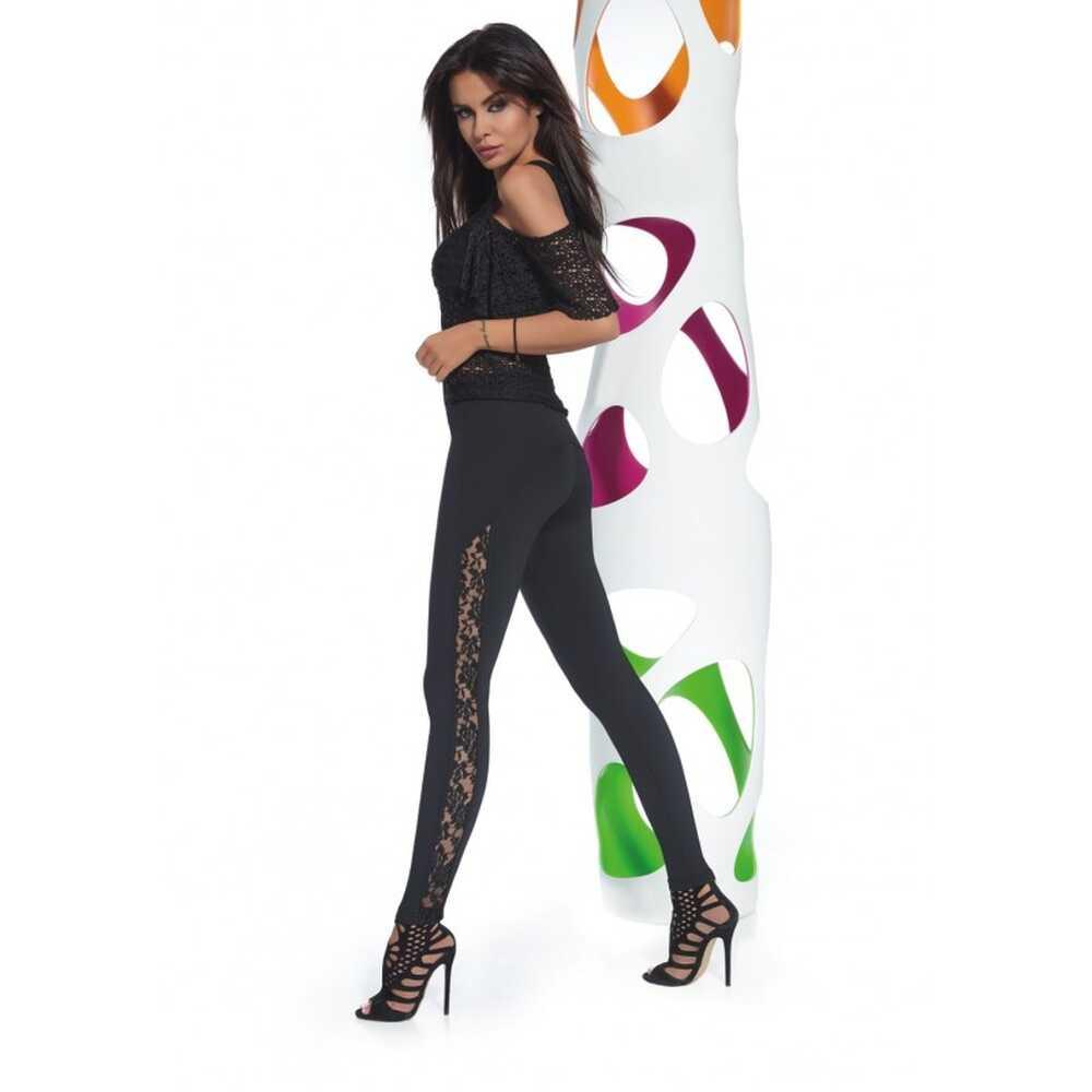 Afbeelding1 Artikel: Zwarte legging met kant Variant: 978 Parent:  Datum: 07/11/2019 16:15:23