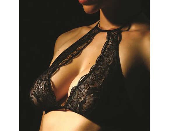 Hot Couture tour de cou zwart