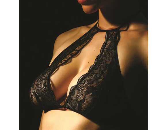 Hot Couture tour de cou noir