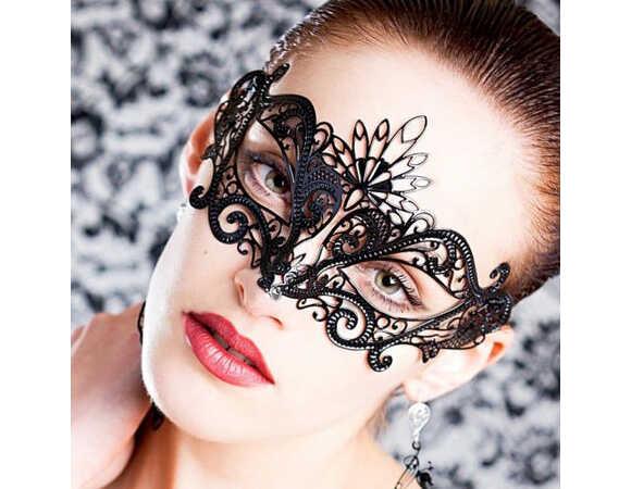 Venetiaans Luxe Masker Pavone