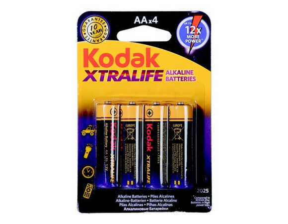 AA Xtralife Batterijen