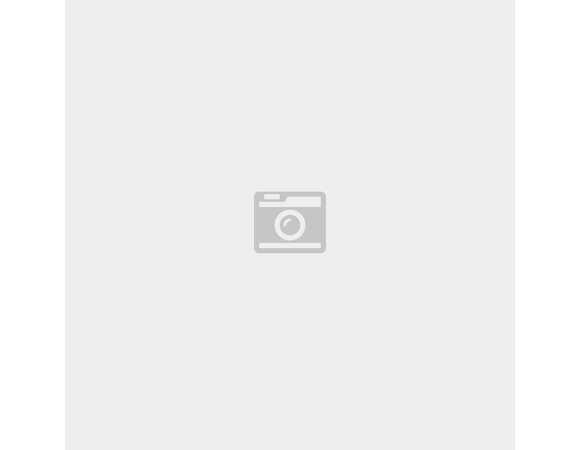 Lang, zwart kleed met kant