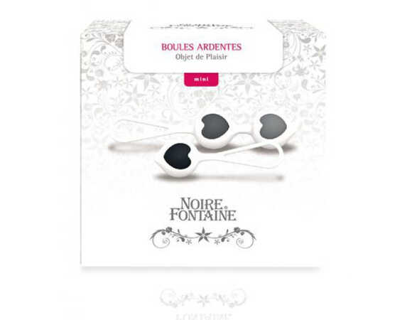 Boules Ardentes Mini White
