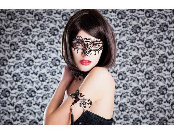 Stijlvol masker Amazonne
