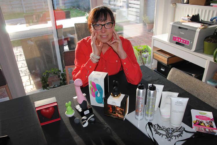 """""""Een beetje peper en zout in bed kan geen kwaad"""" - Upperlady Kristien Vanspeybrouck in Krant van West-Vlaanderen"""
