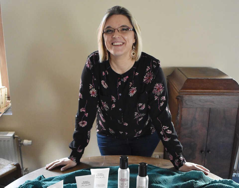 """""""Een dame liet me weten dat ze bijna haar bed had afgebroken"""" - Upperlady Silvie Hoornaert in Krant van West-Vlaanderen"""